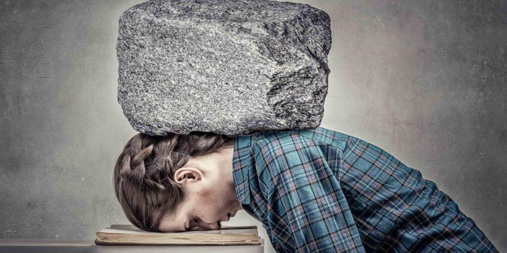 Тревожная депрессия: причины, симптомы и лечение депрессии