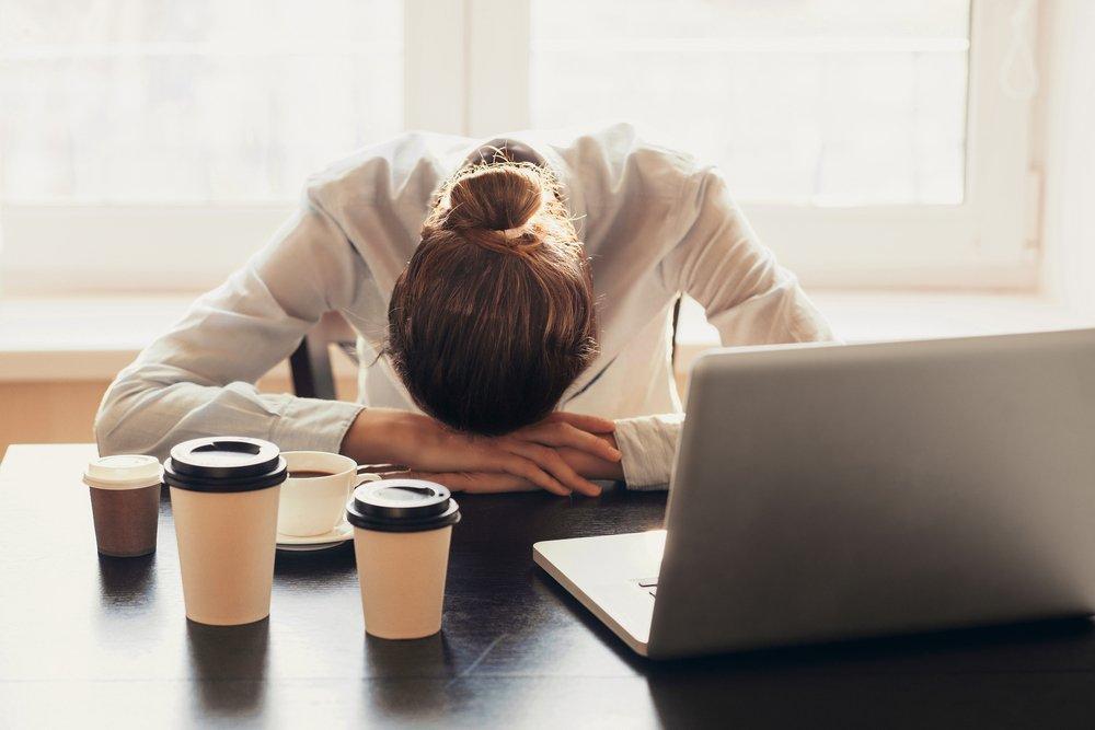 Усталость депрессия