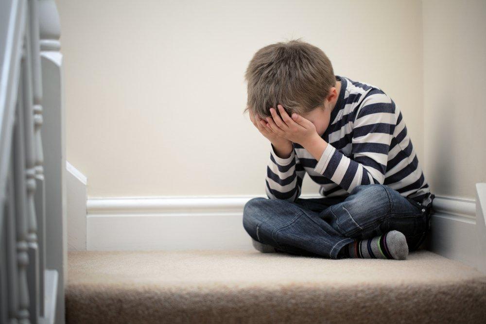 Лечение тревожного состояния у ребенка