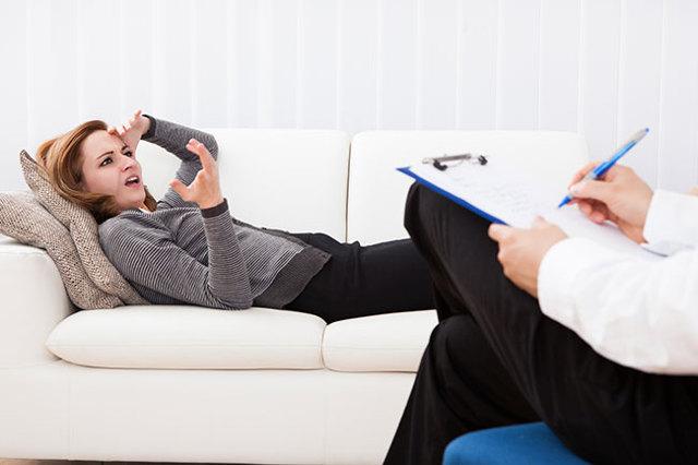Психотерапия при депрессии : сеансы