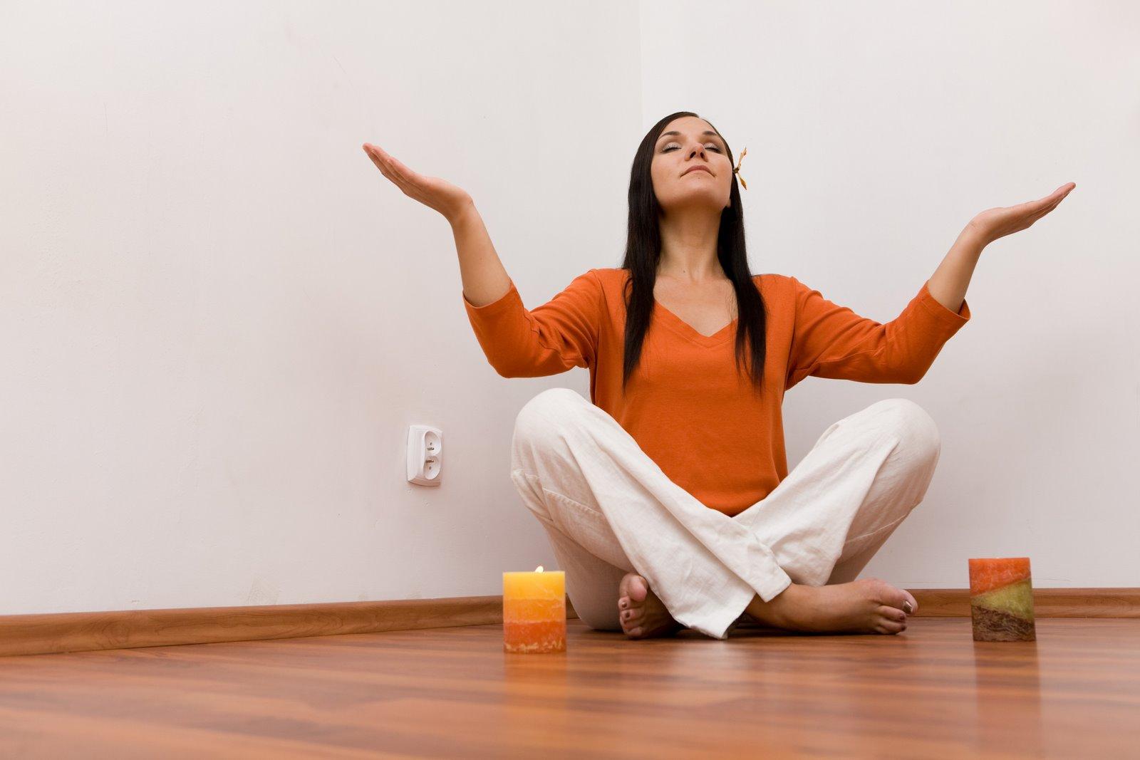 Йога от стресса и депрессии: комплексы, упражнения