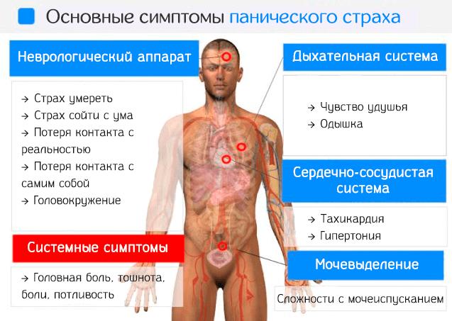 Паническая атака. причины, симптомы и лечение патологии :: polismed.com