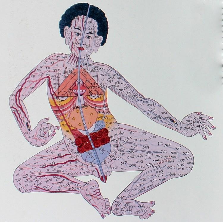 Центр тибетской медицины, г. лхаса