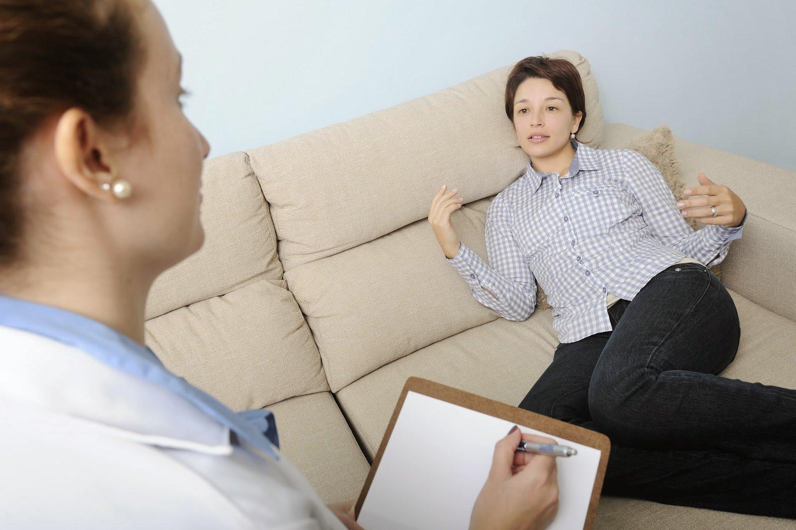 Психолог психотерапевт