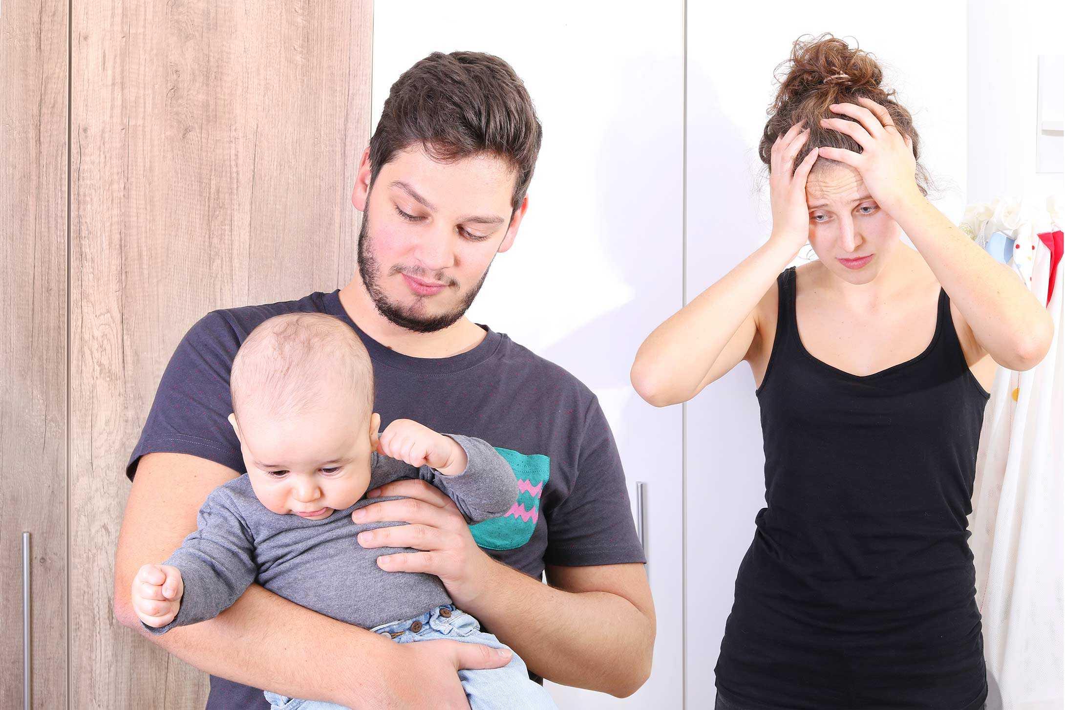 Послеродовая депрессия. личный опыт - после родов