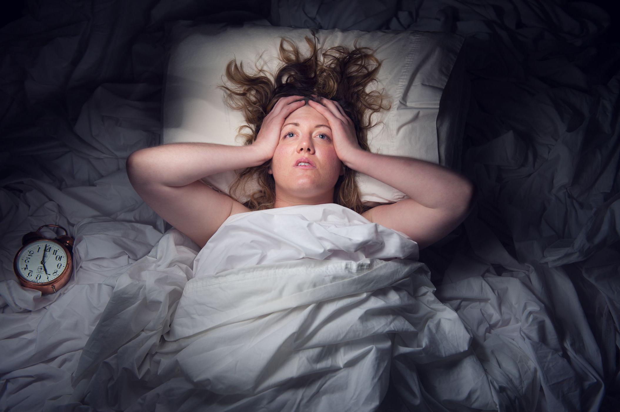 Почему возникает бессонница, и как с ней справиться при депрессии?