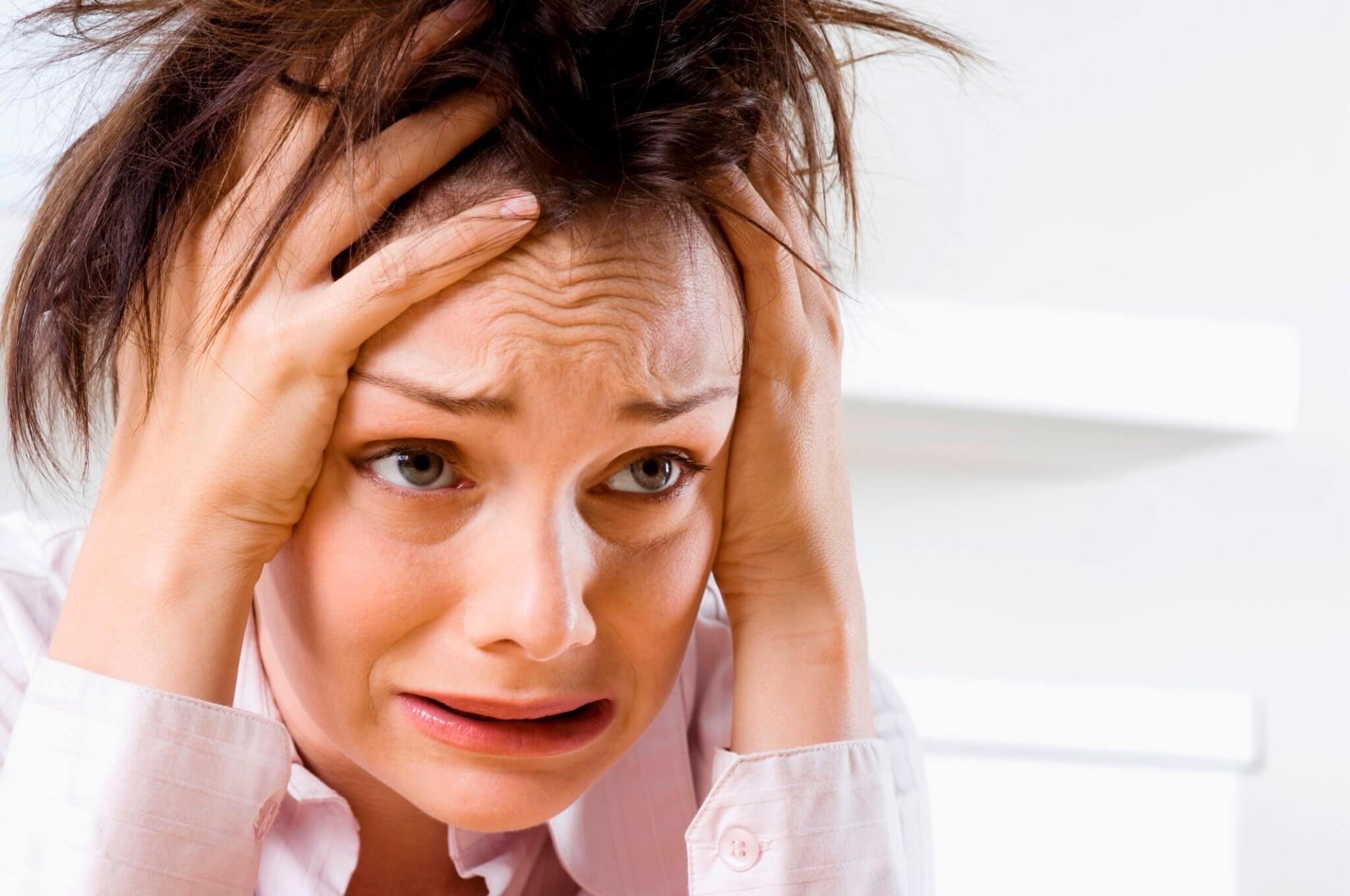 Реактивная депрессия - симптомы, формы, причины, лечение