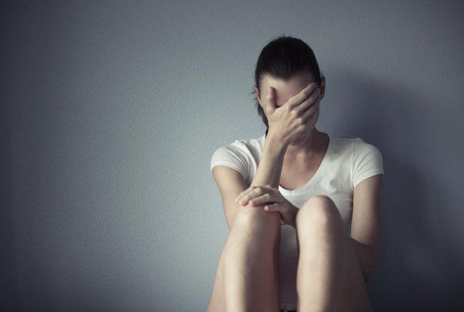 Признаки невротической депрессии: легкое расстройство ситуативного генеза