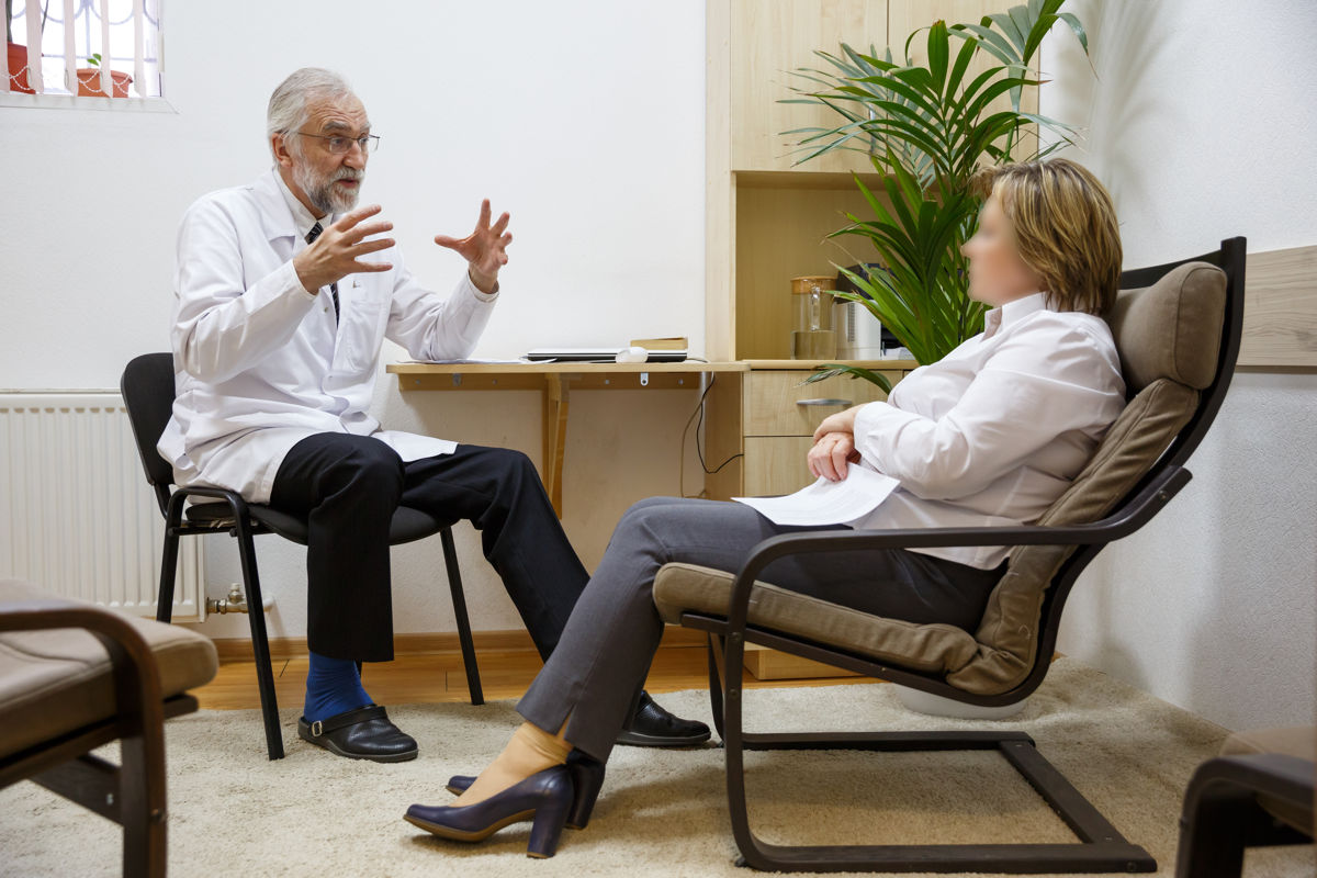Консультация врача-невролога