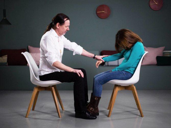 Психотерапия при депрессии - виды, методы, лечение