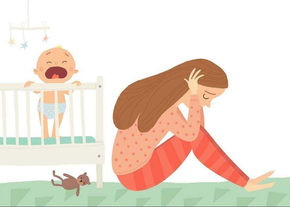 Послеродовая депрессия: лечение и рекомендации