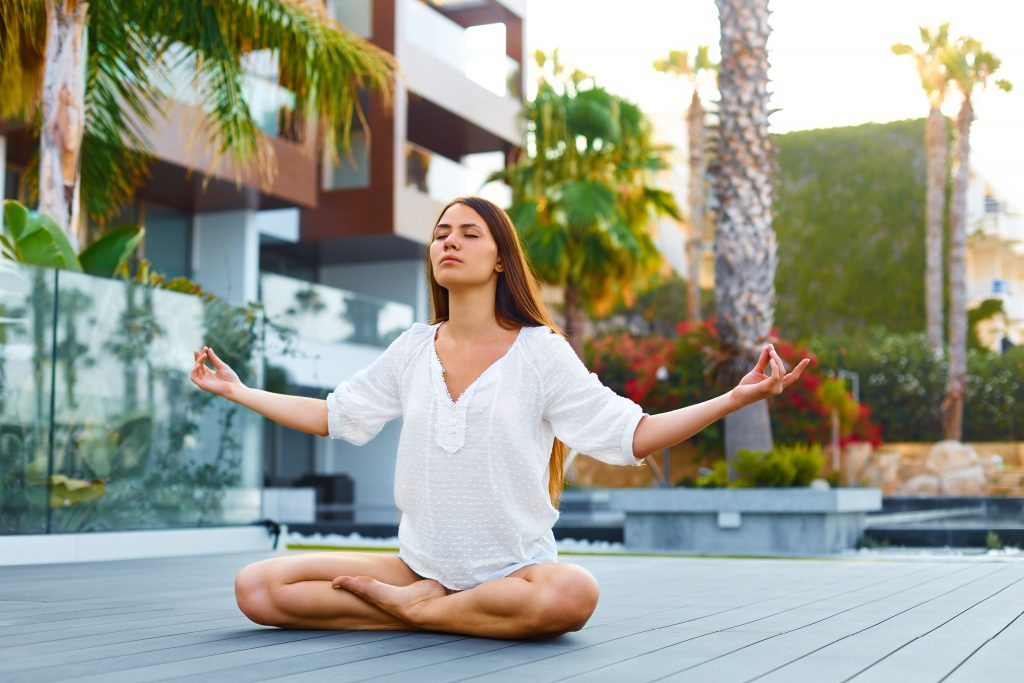 Йога при всд – для лечения нервной системы
