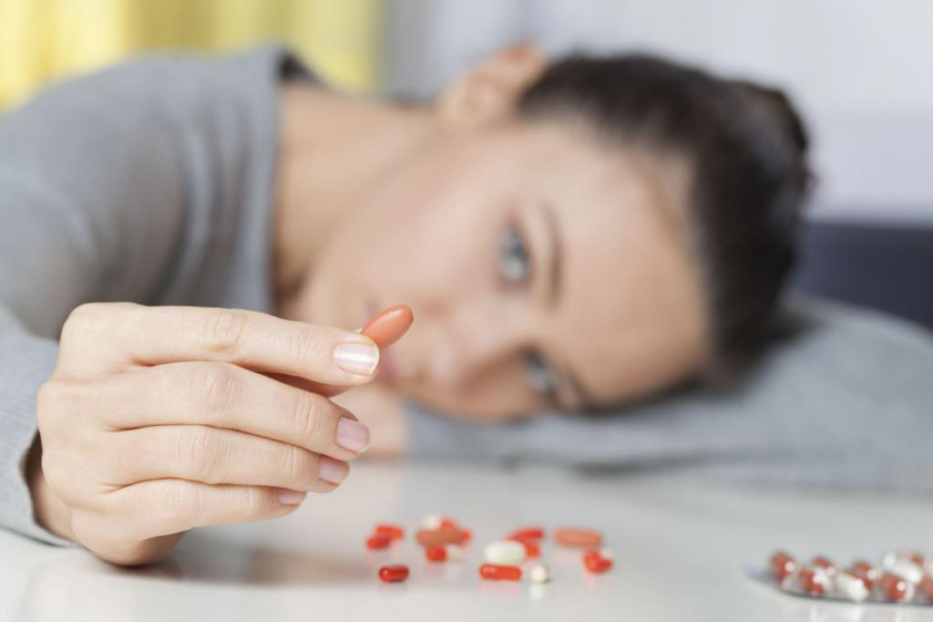 Эффективное лечение депрессивного состояния народными средствами