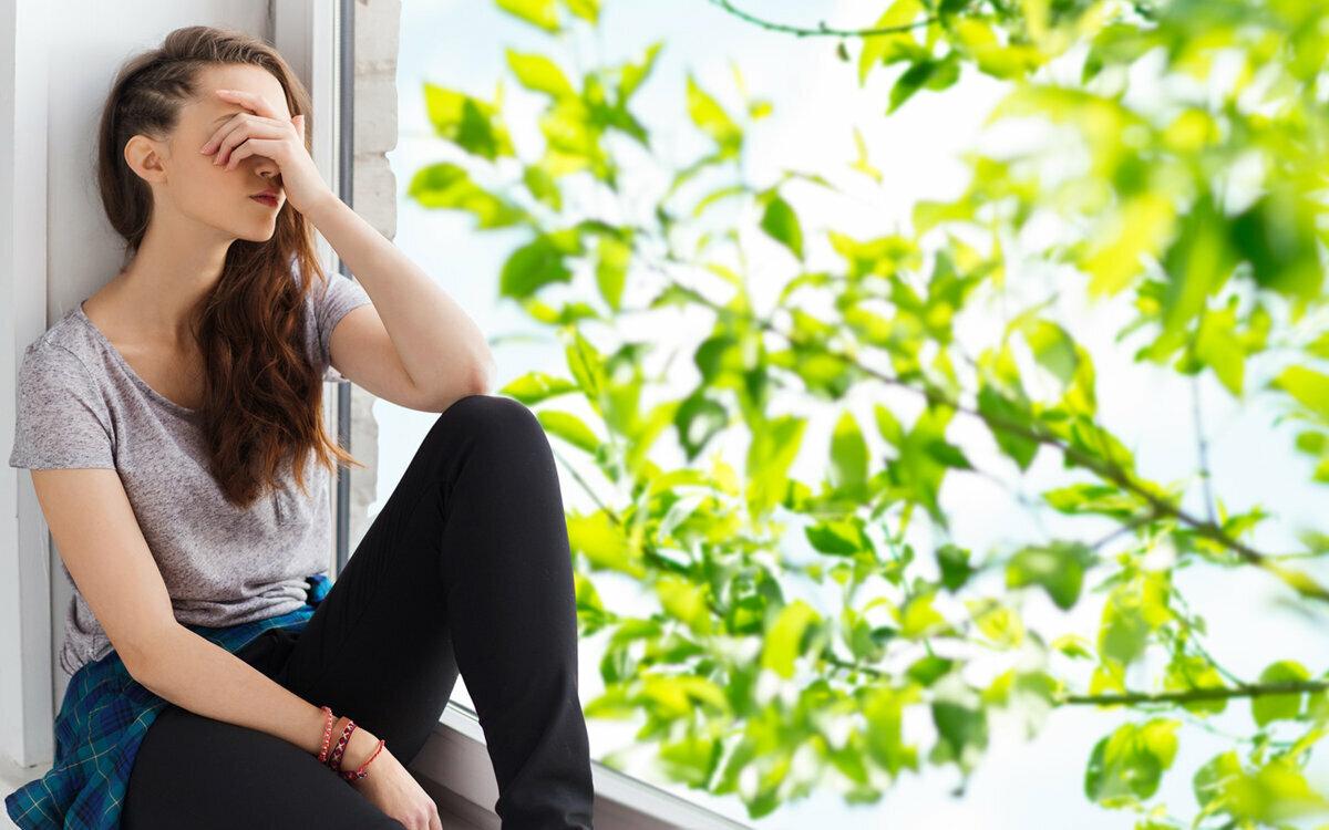 Лечение депрессии, нервов, страхов народными средствами - как избавиться от депрессии травами