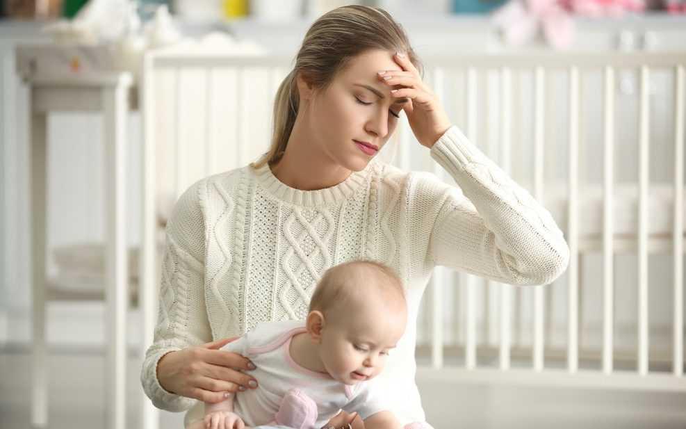 Как выйти из депрессии после родов: признаки, терапия | салид