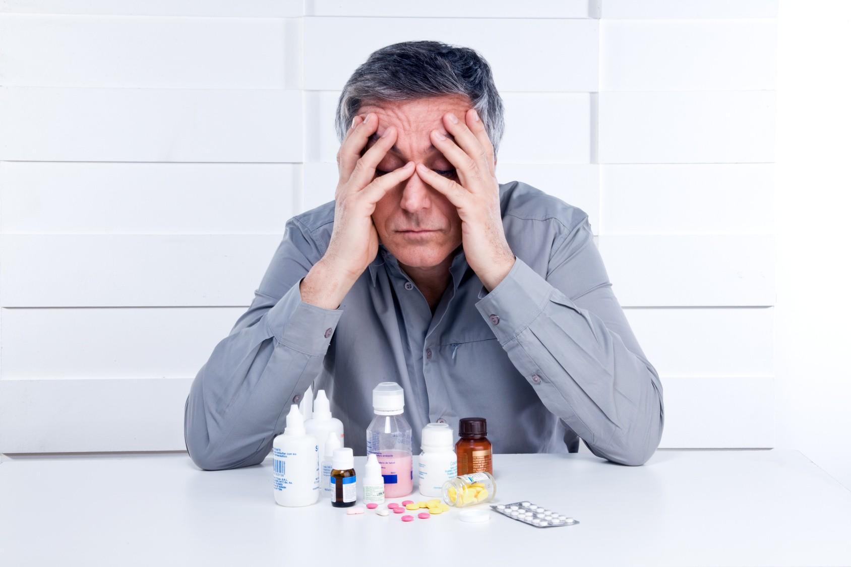Избавление от алкогольной депрессии: симптомы и лечение