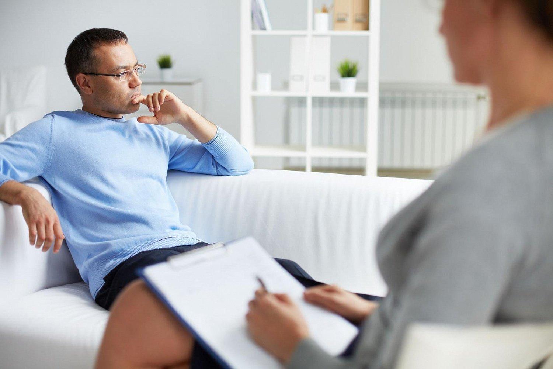 Польза психотерапии при депрессивных состояниях