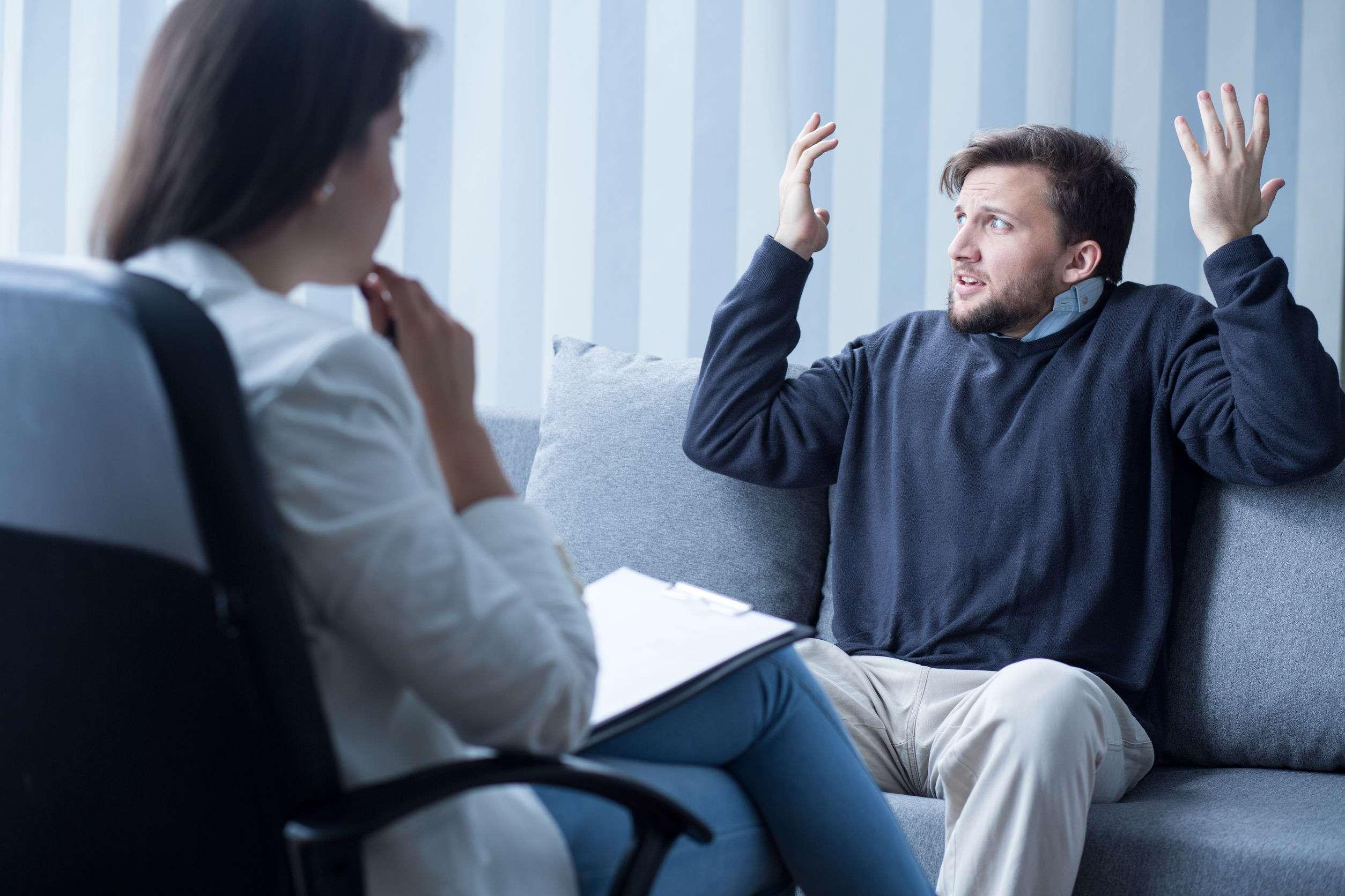 Психотерапия при депрессии — виды и методы