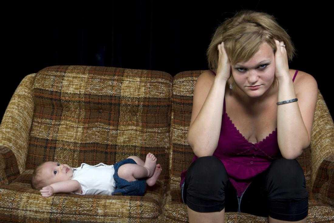 Советы психолога для выхода из послеродовой депрессии