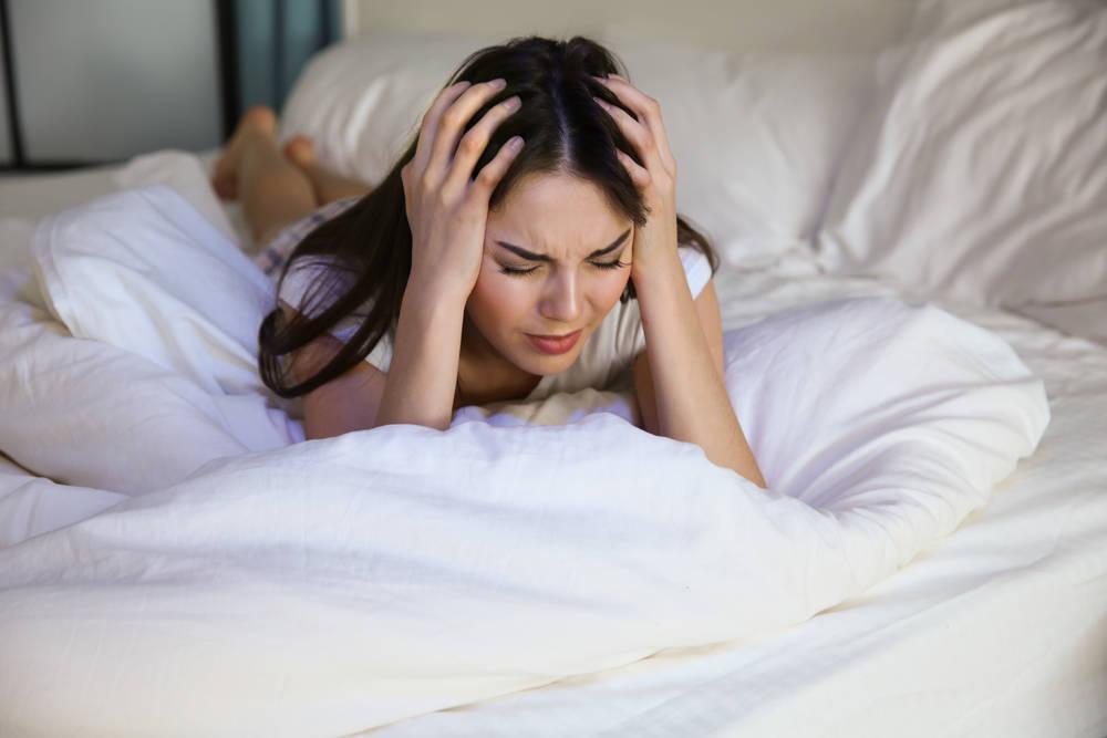 Бессонница при депрессии: причины, диагностика, лечения