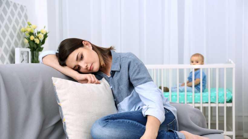 Послеродовая депрессия: как справиться?