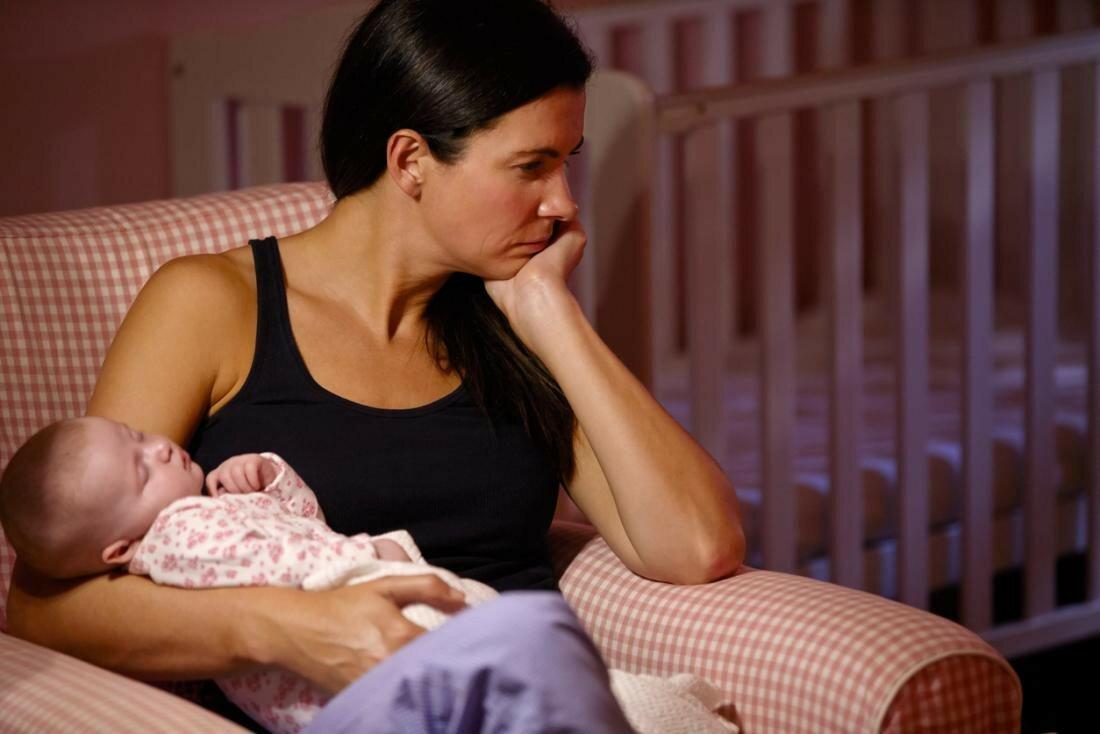Послеродовая депрессия: симптомы, признаки, лечение, сколько длится, как избавиться