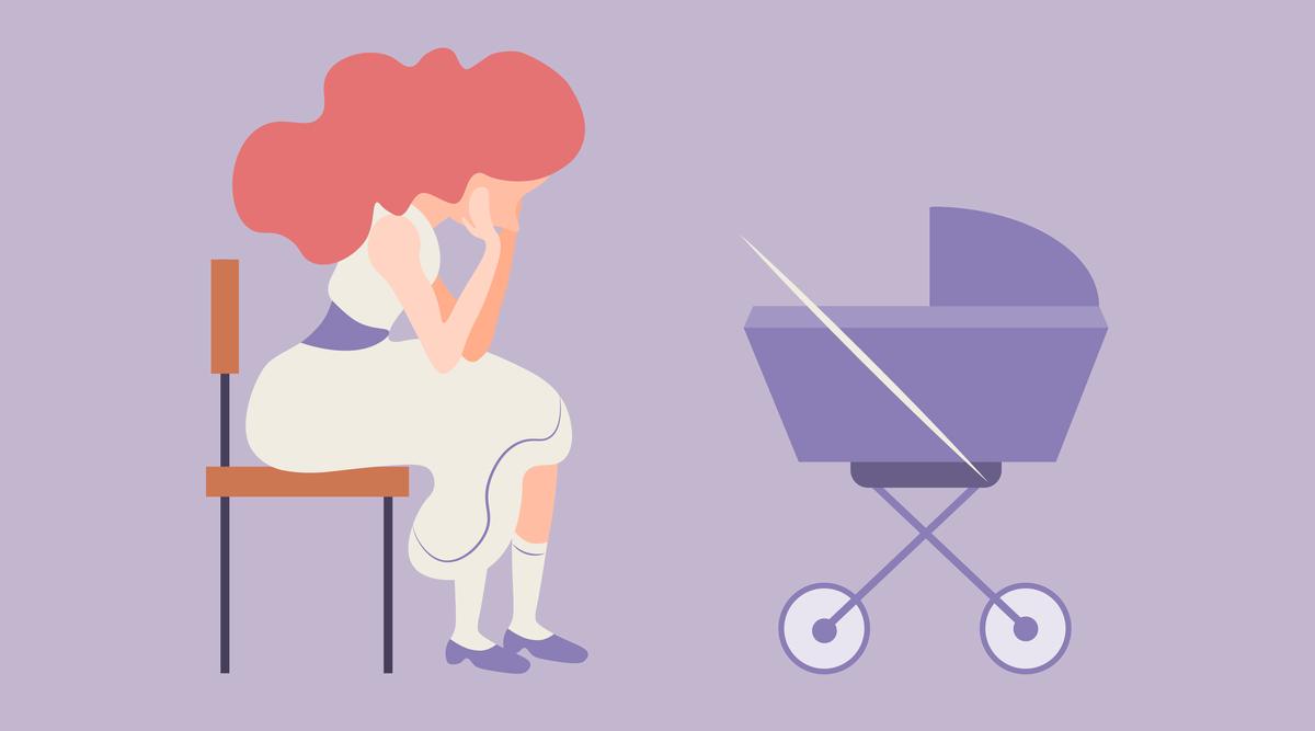 Почему наступает депрессия после вторых родов? у кого может быть послеродовая депрессия?