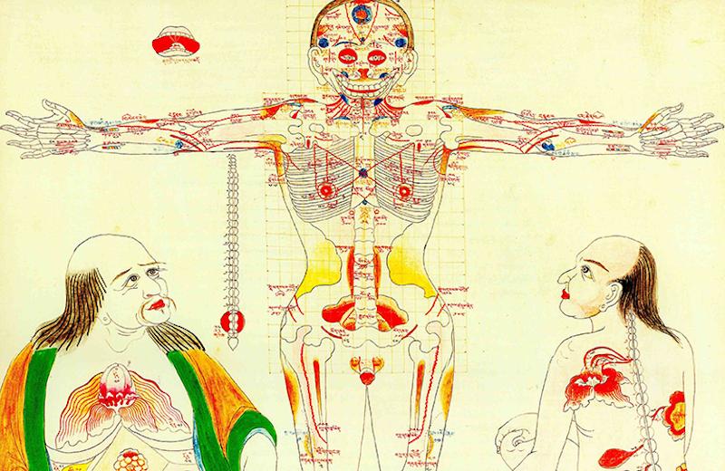 Депрессия. причины и лечение с точки зрения традиционной китайской медицины