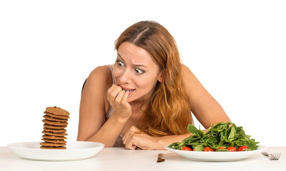 Как избавиться от компульсивного переедания и начать жить