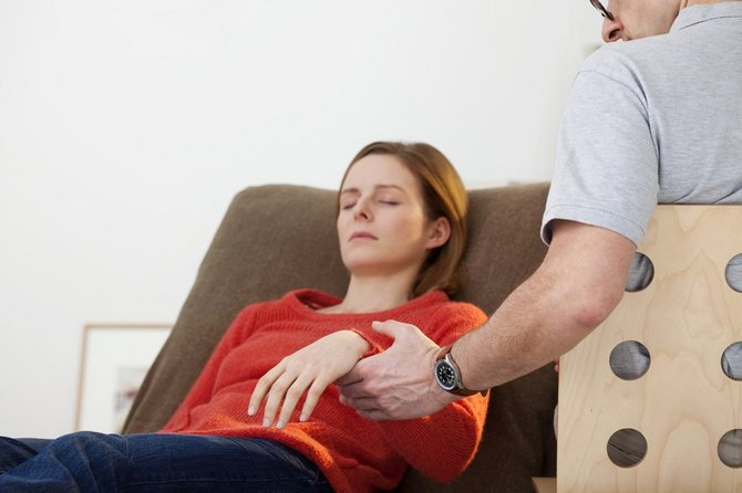 Применение гипноза от депрессии