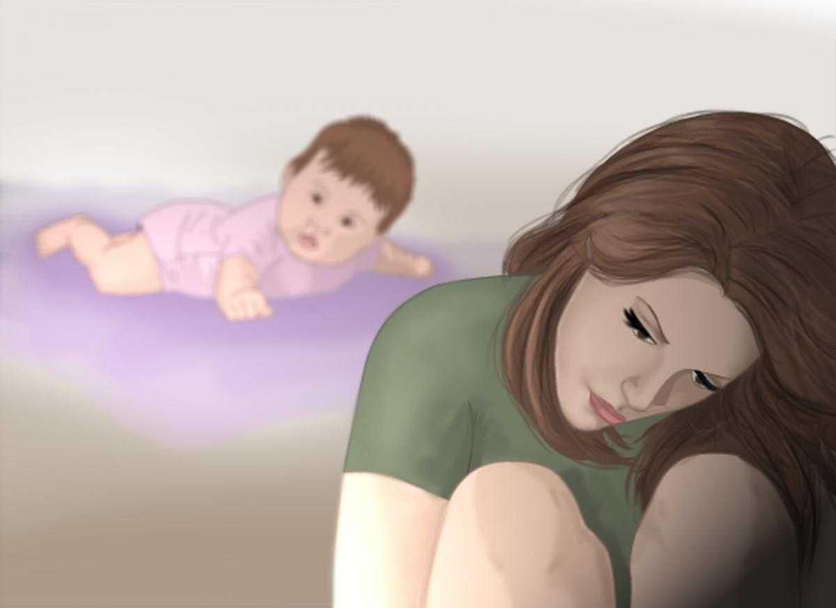 Послеродовая депрессия: сколько длится, причины, симптомы и лечение