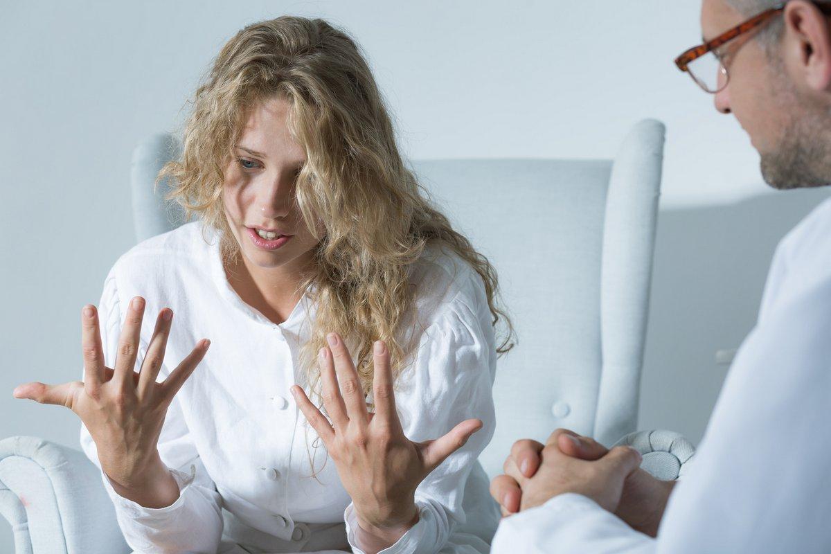 К какому врачу обращаться при депрессии?