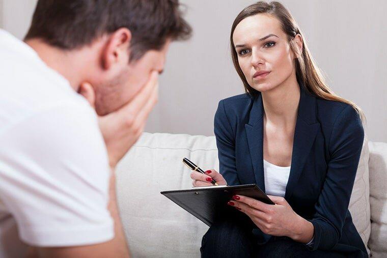 Лечение фобий (страхов)