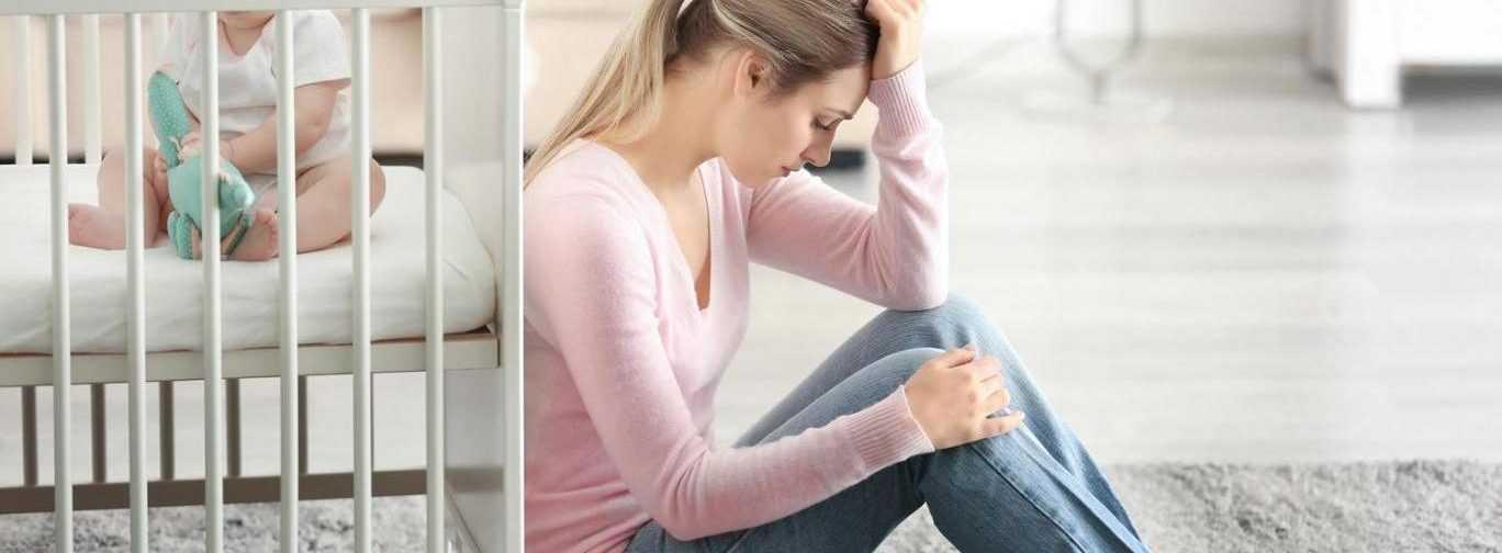 «нет сил встать, умыться и выйти с коляской». как вовремя распознать послеродовую депрессию